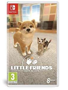 Little Friends: Dogs & Cats sur Nintendo Switch