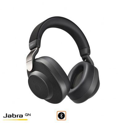 Casque audio sans fil à réduction de bruit Jabra Elite 85h - Titanium