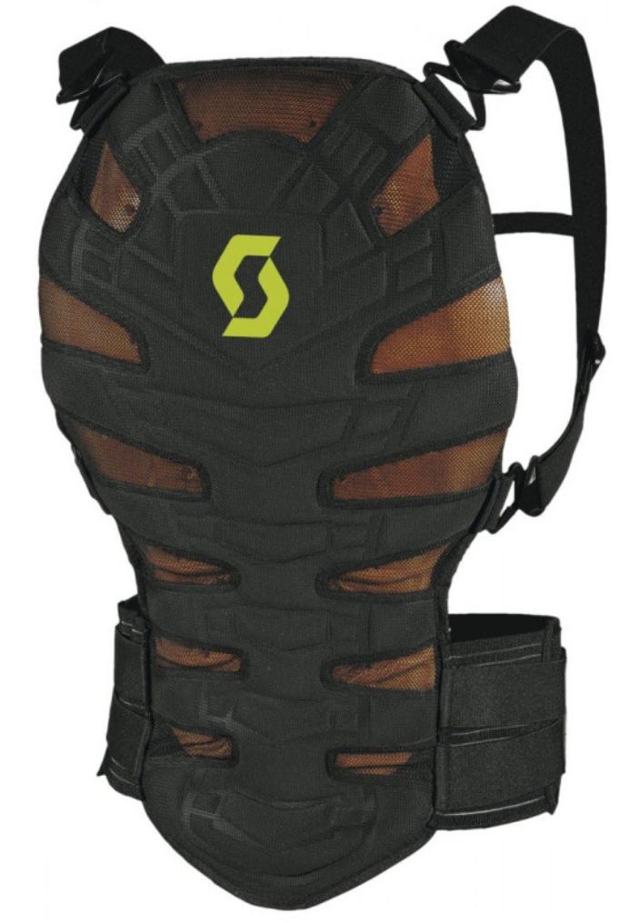 Protection dorsale VTT/Moto Scott Back Protector Soft CR II - L, XL (startfitness.co.uk)