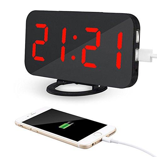 Réveil Numérique LED 2 en 1 Kidsidol (vendeur tiers)