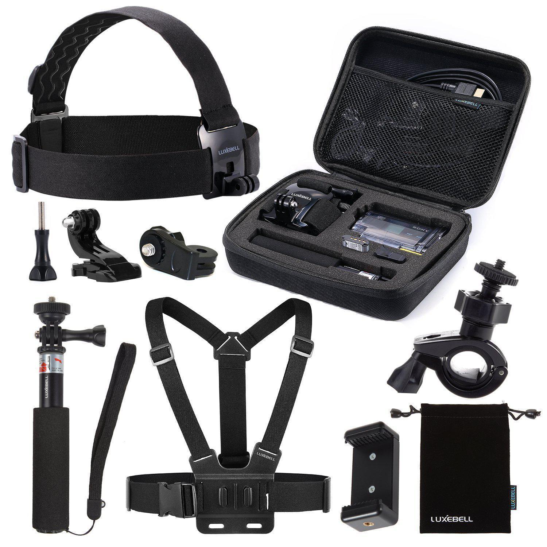 Kit d'accessoires pour caméra Sony