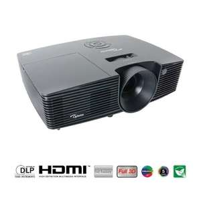 Vidéoprojecteur 3D Optoma H182X + 100€ en bons d'achats