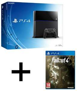 Console Sony PS4 500Go + Fallout 4