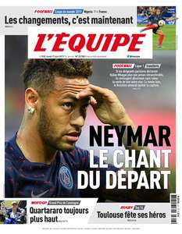 """Accès libre aux Articles """"Abonnés"""" du magazine numérique L'Equipe"""