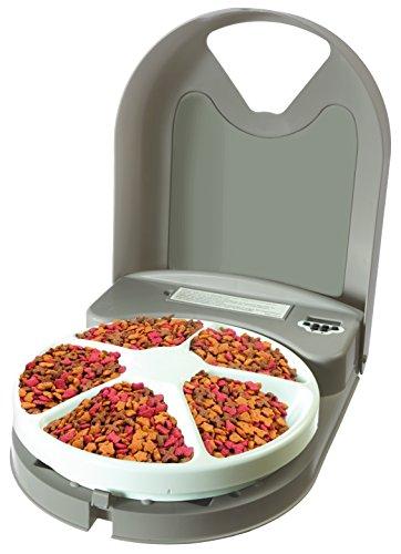 PetSafe - Distributeur automatique de croquettes - Jusqu'à 5 repas par jour