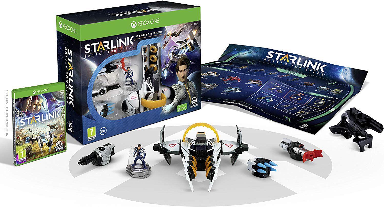Pack de démarrage Starlink sur Xbox One (8.99€ prime)