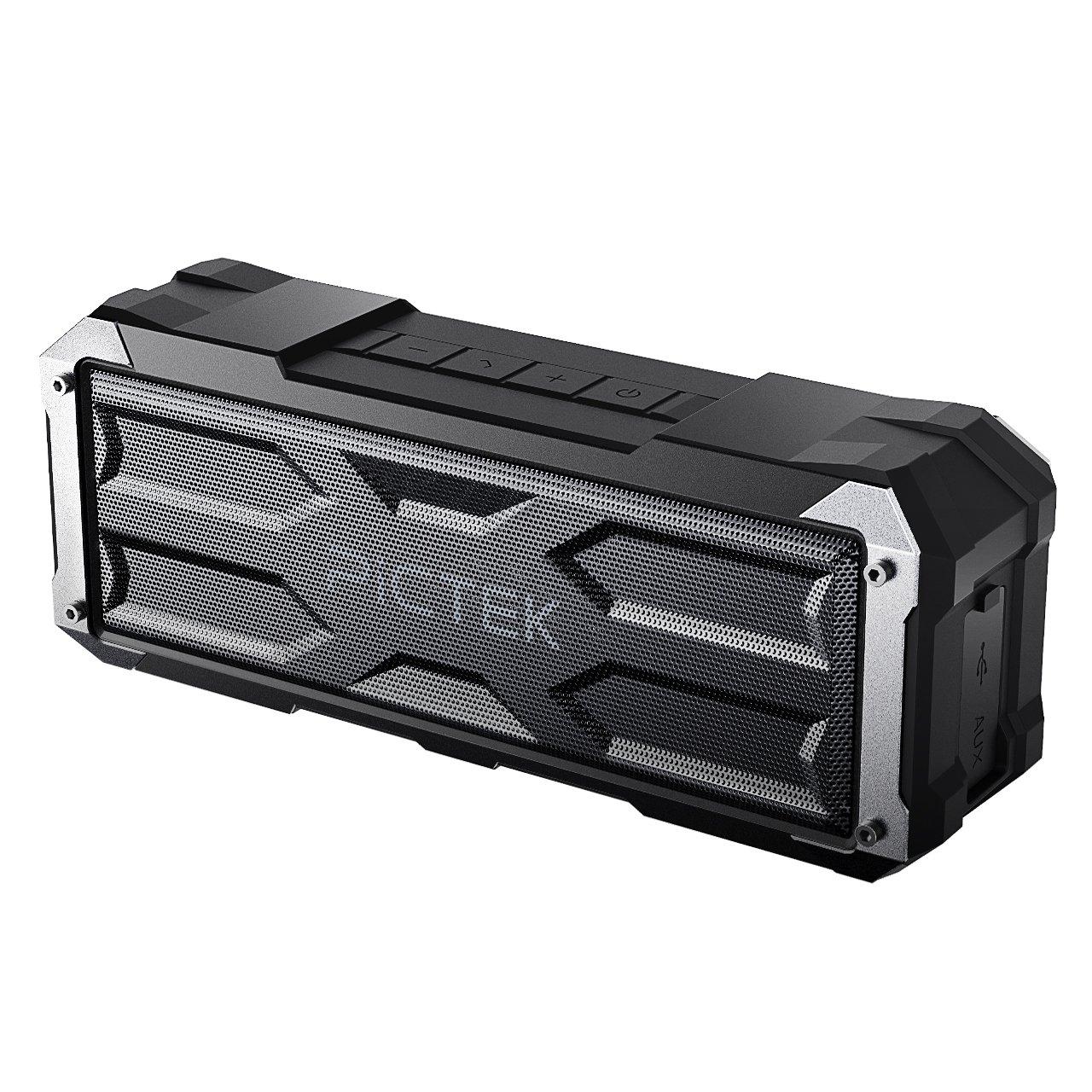 Enceinte Bluetooth 4.0 Pictek - 20W, Étanche, Autonomie 24h, Microphone (Vendeur tiers)
