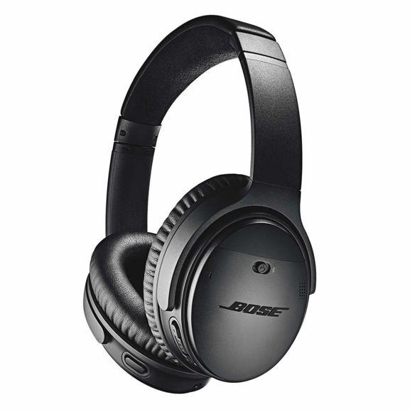 Casque audio sans fil à réduction de bruit active Bose Quietcomfort 35 II