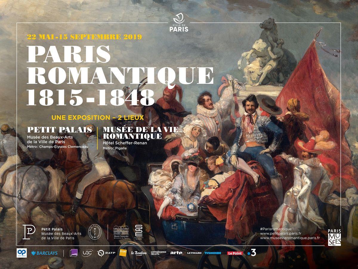 Jeu de piste dans Paris - 5 Enquêtes dans le Paris romantique  - Paris (75)