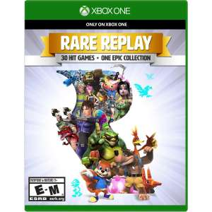 Rare Replay sur Xbox One (30 Jeux)
