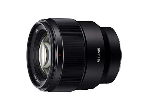 Objectif Sony SEL-85F18 - 85 mm, F1.8 Plein Format, pour Monture E (via ODR de 50€)