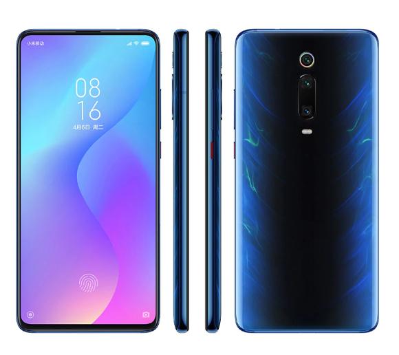 "Smartphone 6.39"" Redmi K20 (Mi 9T) - FHD+, Snapdragon 730, 6 Go de RAM, 128 Go de ROM, Noir"