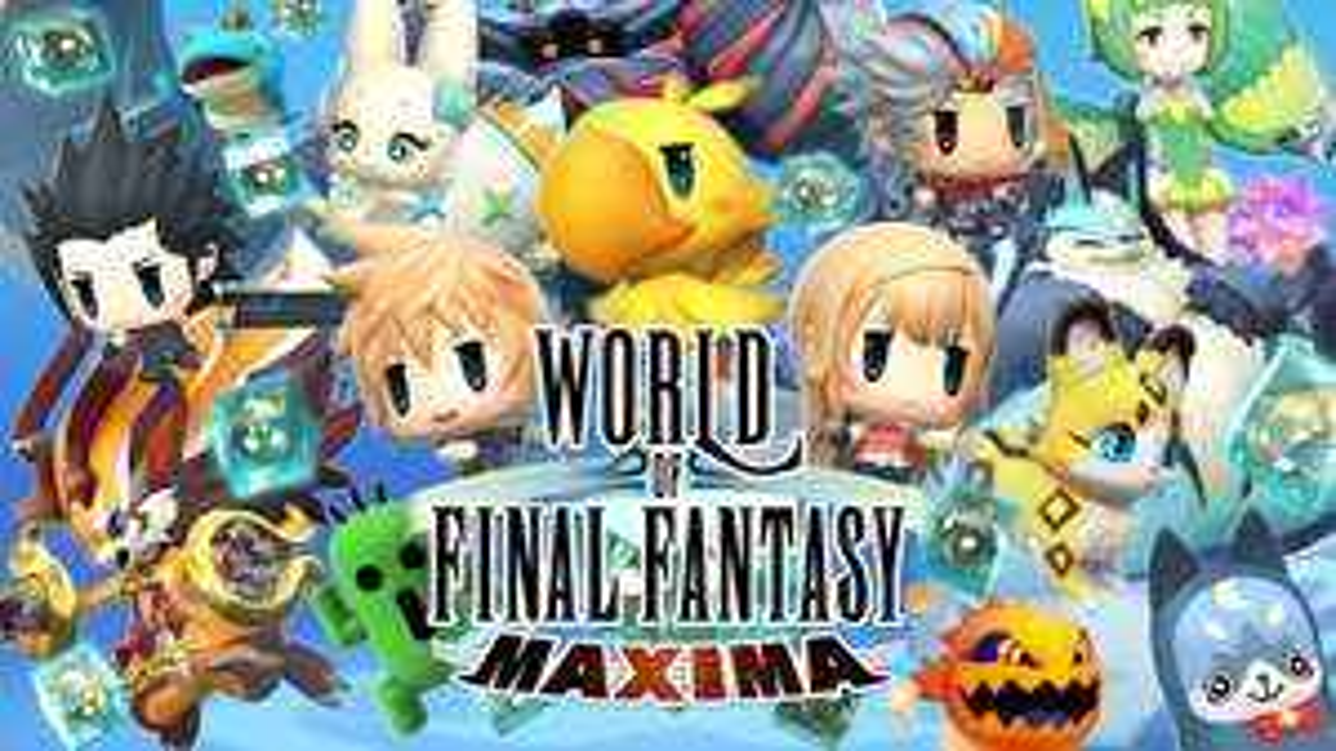 World Of Final Fantasy Maxima sur Nintendo Switch (Dématérialisé - Store Russe)