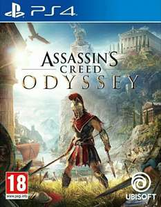 Assassin's Creed Odyssey sur PS4