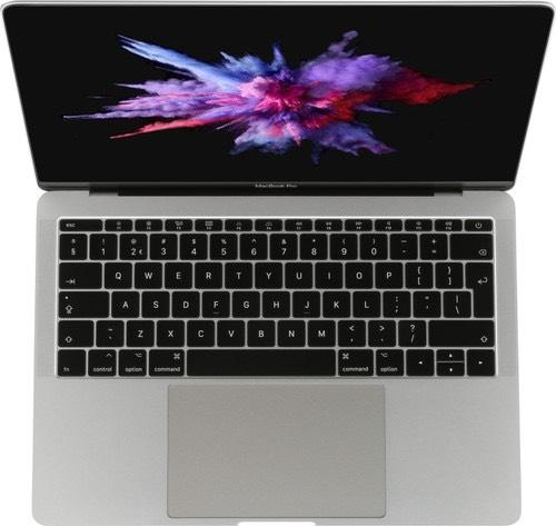"""PC Portable 13.3"""" MacBook Pro Rétina (MPXR2) - Core i5 2,3 Ghz, 128Go SSD, Argent (Clavier US)"""