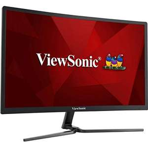 """Écran PC incurvé 24"""" Viewsonic VX2458-C-MHD - Full HD, LED VA, 144 Hz, 1 ms, FreeSync (compatible G-Sync)"""