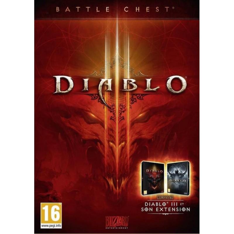 Diablo 3 Battle Chest sur PC (Via l'Application)