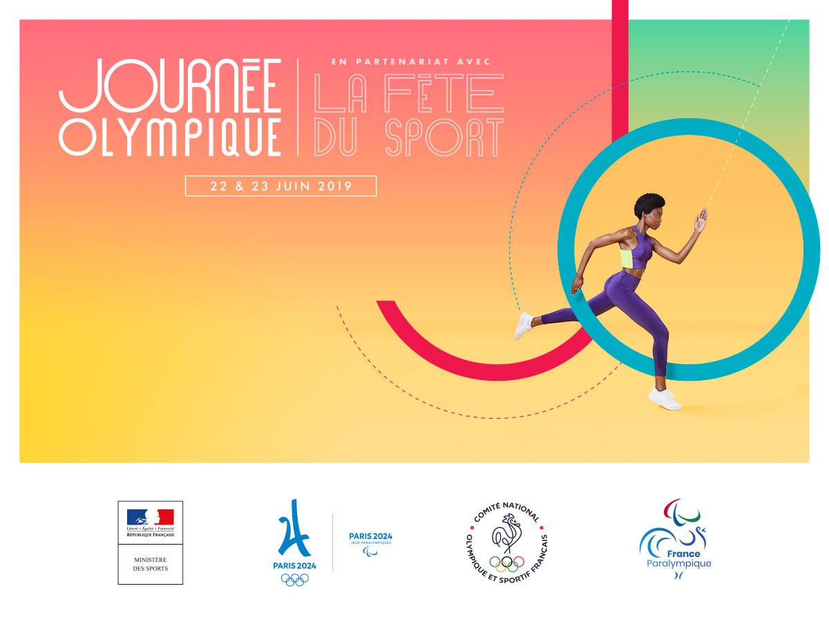 [Journée Olympique - La Fête du Sport] Sélection d'activités et évènements gratuits dans toute la France