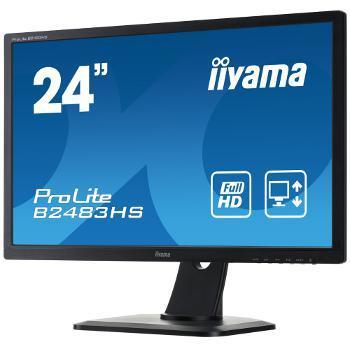"""Écran PC 24"""" Liyama ProLite B2483HS-B1"""