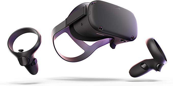 Casque de réalité virtuelle Oculus Quest - 64 Go (+ 89.8€ en SuperPoints)