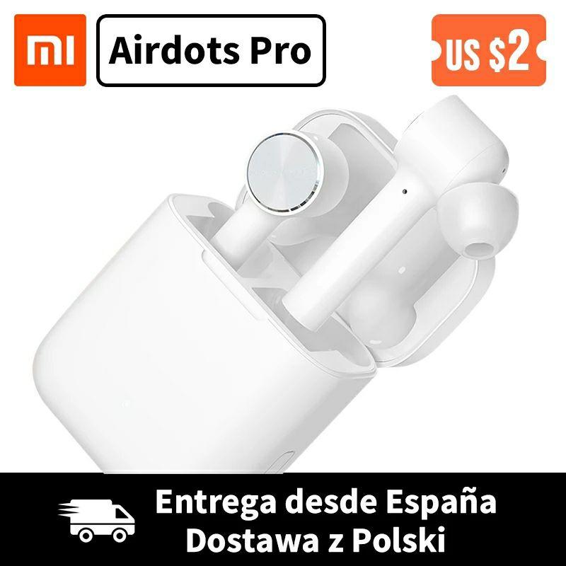Écouteurs intra-auriculaires sans-fil Xiaomi Airdots Pro Mi Air TWS