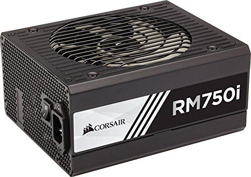 Alimentation Modulaire PC Corsair RM750i 80+ Gold - 750W (Via Coupon)