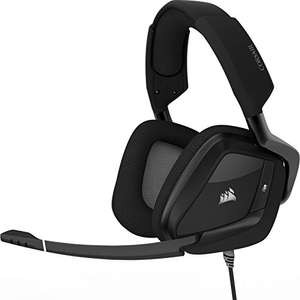 Casque Gaming Corsair Void Pro RGB en USB pour PC - Dolby 7.1 (Via Coupon)