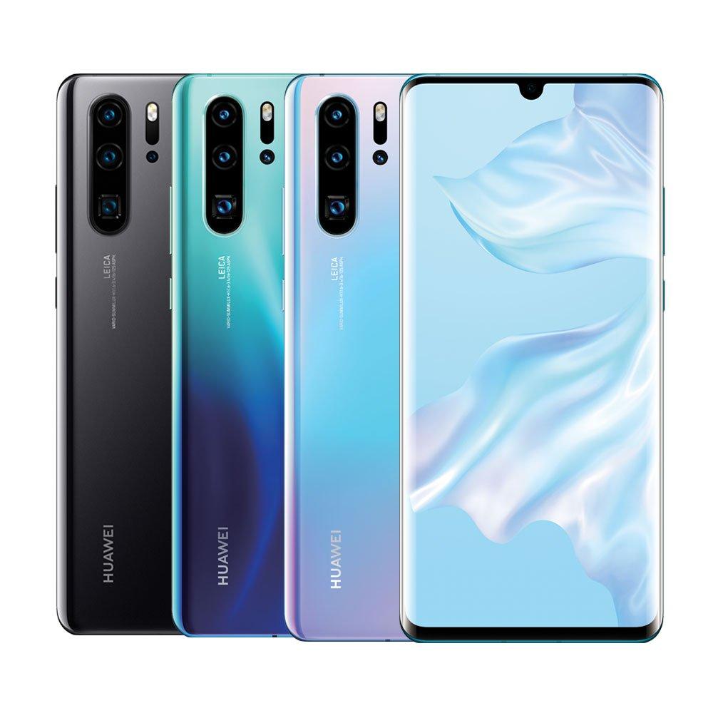 "Smartphone 6.47"" Huawei P30 Pro - Full HD+, RAM 8Go, 128Go + Montre Connecté Huawei Watch GT"