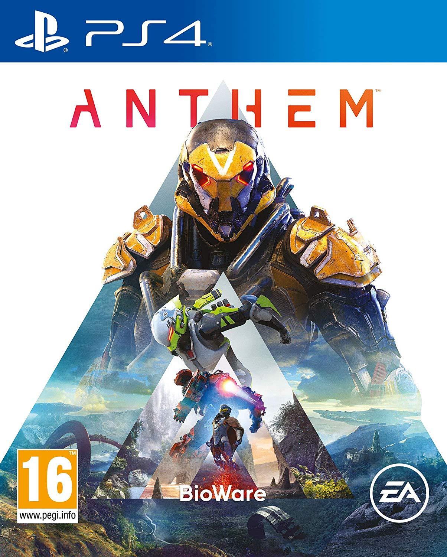 Anthem sur PS4, Xbox One ou PC