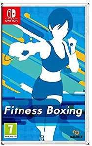 Fitness Boxing sur Nintendo Switch