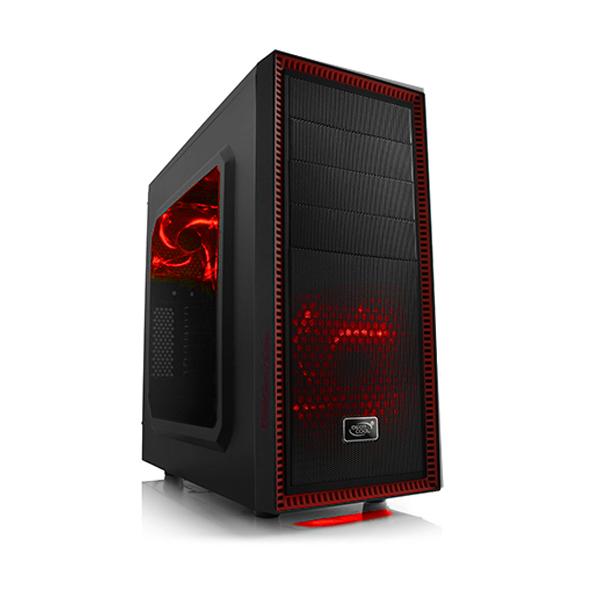PC fixe Gaming Prime - Ryzen 3 2200G (4x3,5Ghz), RX 570 OC 8Go, RAM 8Go, SSD 240Go, Alim. 500W