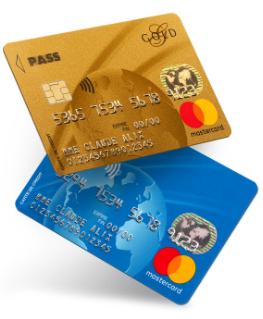 [Sous conditions] Carte Pass Mastercard Carrefour à 1€ la première année (13€ reversés sur le compte fidélité)