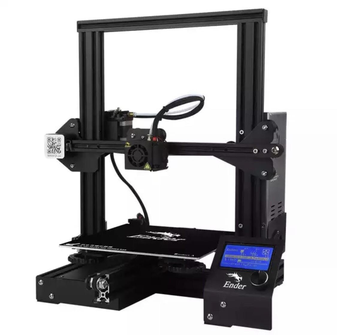 Imprimante 3D Creality Ender 3 (Entrepôt Allemagne)