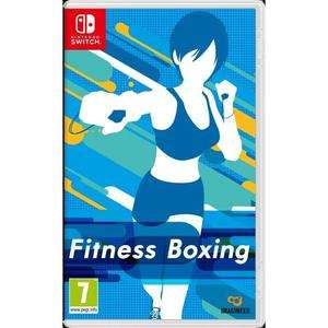 [CDAV] Fitness Boxing sur Nintendo Switch