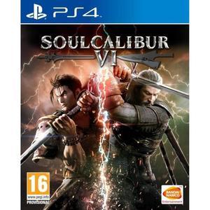 [CDAV] Soulcalibur VI sur PS4 (vendeur tiers)