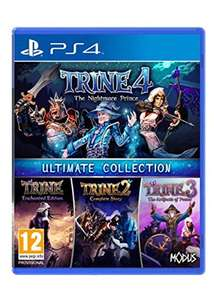 [Précommande] Trine Ultimate Collection sur Xbox One ou PS4 (Import anglais)