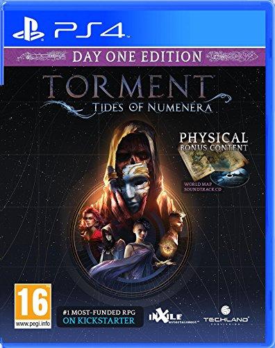 Torment Tides Of Numenera sur PS4 (vendeur tiers)