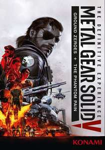 Metal Gear Solid V: The Definitive Experience: Ground Zeroes + Phantom Pain + Tous les DLC sur PC (Dématérialisé - Steam)