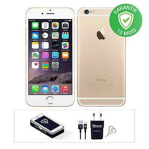 """Smartphone 4.7"""" Apple iPhone 6 - 16Go - Or (Recondtionné)"""