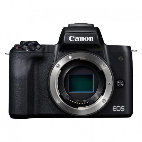 Appareil photo hybride Canon EOS M50 - Boitier Nu, Capteur Aps-C (via ODR de 70 €)