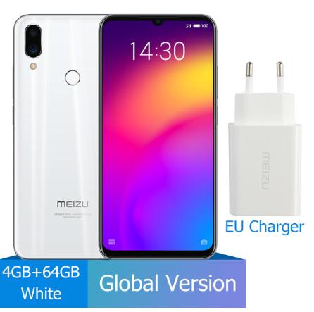 "Smartphone 6.2"" Meizu Note 9 (Version Globale) - Full HD, Snapdragon 675, RAM 4Go, 64 Go (avec B20)"