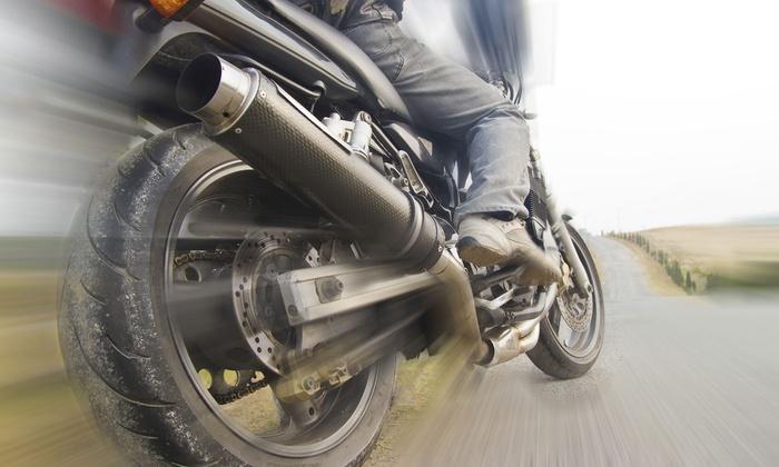 Permis moto classique comprenant 20 leçons de conduite sans code chez AS Permis Neuilly (92)