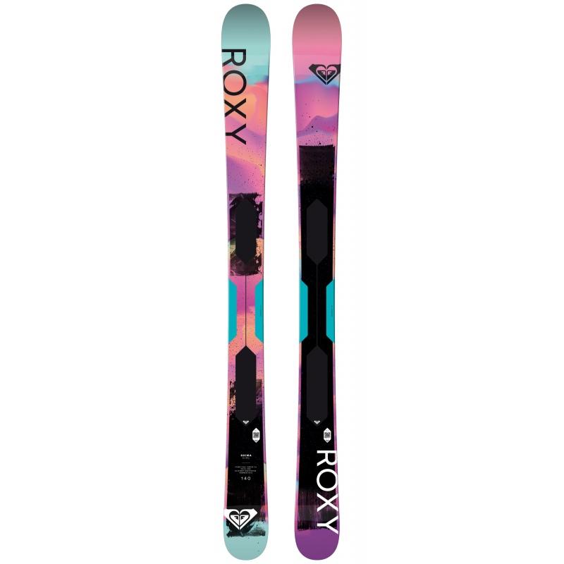Paire de skis Roxy Shima Girl + Roxy C5 (speck-sports.com)