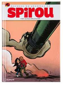 Sélection de BD Dargaud en promo  - Ex : BD Spirou tome 319 (520 pages)