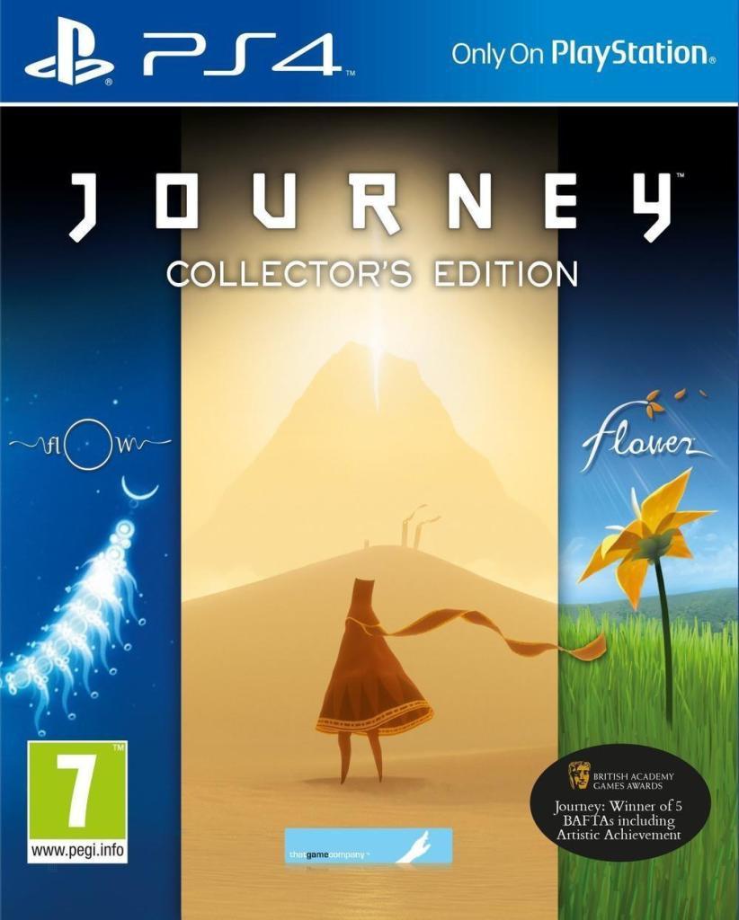 Sélection de Jeux PS4 en Promotion - Ex : Journey - Edition Collector