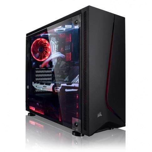PC de Bureau Megaport PCI12 - i5-9600k, 16 Go de Ram, 1 To + 240 Go SSD, GeForce RTX 2060 (megaport.fr)