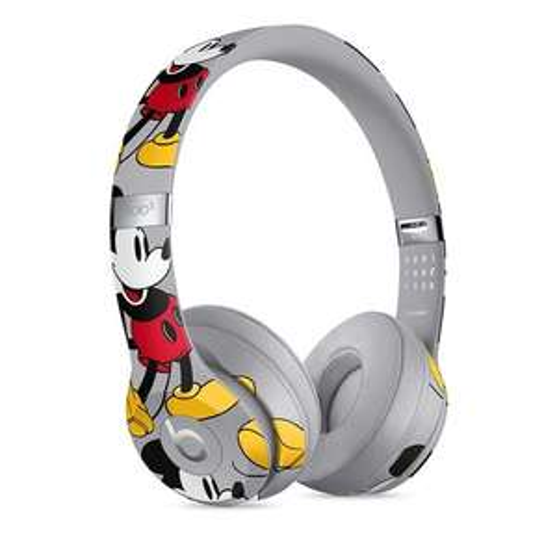 Casque Sans-fil Beats Solo3 Edition 90e Anniversaire de Mickey - Bluetooth