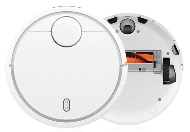 Aspirateur Robot Xiaomi Mi Robot Vacuum V1 - Plug EU (206.65€ avec NRJJUIN - Entrepôt Pologne)
