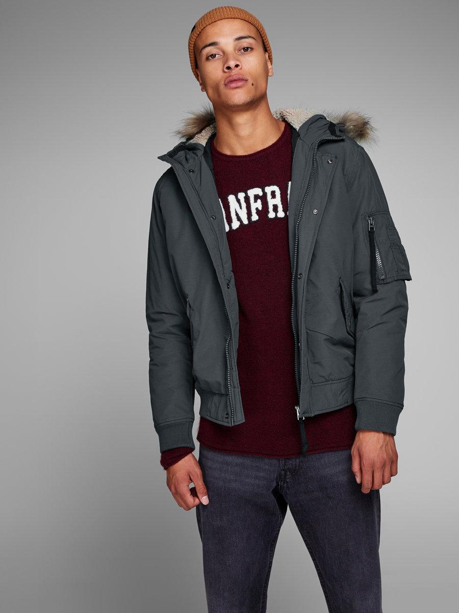 Veste Bomber pour Hommes - Tailles & Coloris au choix