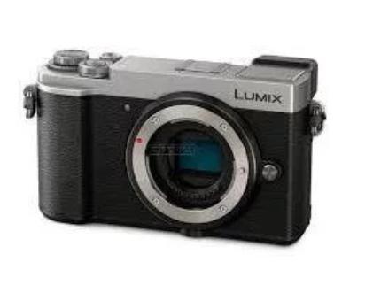 Appareil Photo Hybride Panasonic Lumix GX9 Silver - Boîtier Nu